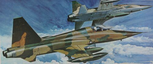 "Fujimi 5A-5 F-5A Freedom Fighter ""little Tiger"""