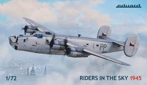 Eduard Plastic Kits 2123 Riders in the Sky 1945 Limited Edition