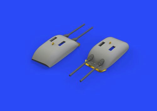 Eduard Accessories 672196 Fw 190A-5/U12 gun pods for Eduard