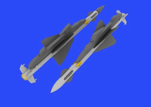 Eduard Accessories 648432 R-23R missiles for MiG-23 f.Eduard/Trump