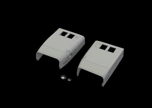 Eduard Accessories 648438 MiG-23ML engine air intakes f.Eduard/Tru
