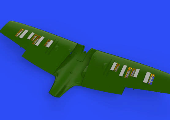 Eduard Accessories 648581 Spitfire Mk.I gun bays for Eduard