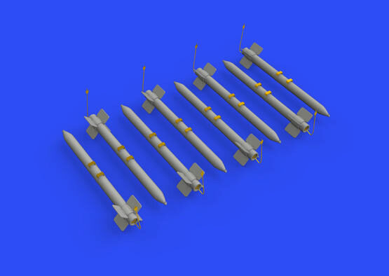 Eduard Accessories 632154 HVAR rockets