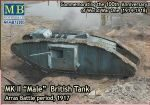 Master Box  MB72005 Mk II Male British tank.Arras Battle per