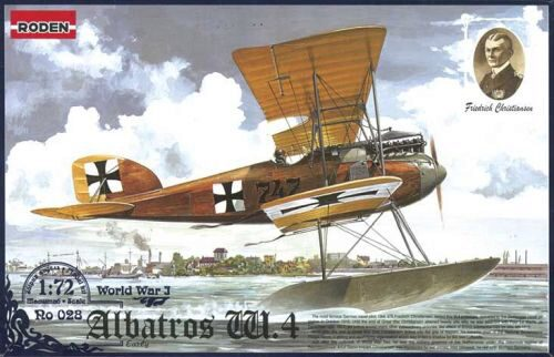 Roden 028 Albatros W.IV (early)