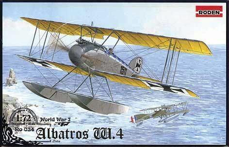 Roden 034 Albatros W.IV (late)