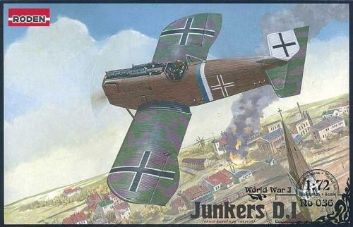 Roden 036 Junkers D. I late World War I