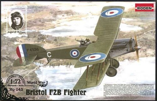 Roden 043 Bristol F.2B Fighter