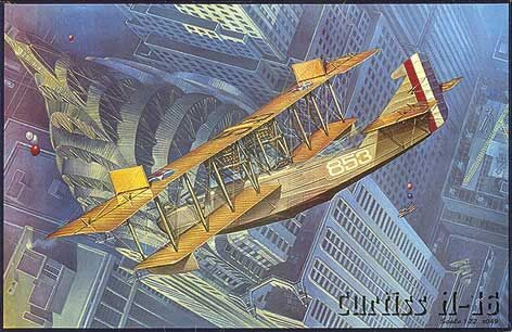 Roden 049 Curtiss H16
