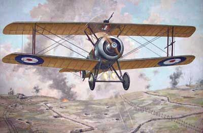 Roden 052 Sopwith T.F.1Camel French Fighter