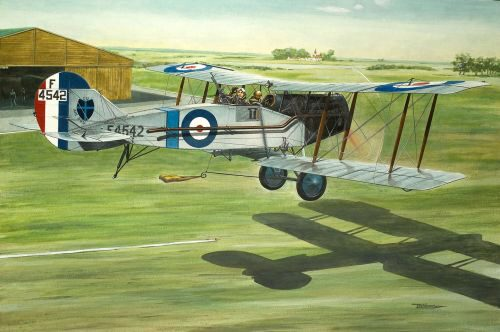 Roden 428 Bristol F.2b Fighter Mk.IV