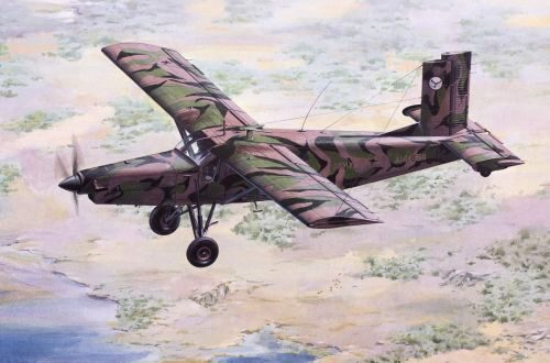 Roden 443 Pilatus PC-6B-2/H-2 Turbo-Porter