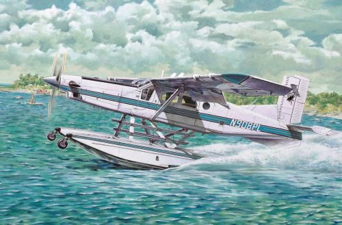 Roden 445 Pilatus PC-6 B2/H4 Turbo Porter Floatpl.