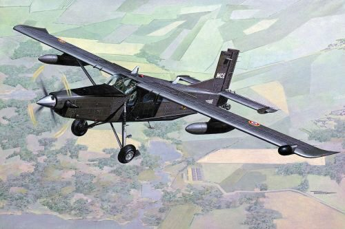 Roden 449 Pilatus PC-6 B2/H4 Turbo Porter