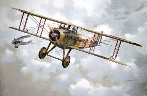Roden 604 Spad VII c.1 (French)