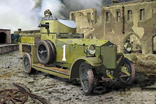 Roden 803 British Armoured Car (Pattern 1914)