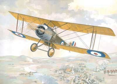 Roden 404 Sopwith 1 1/2 Strutter single-seat bomber