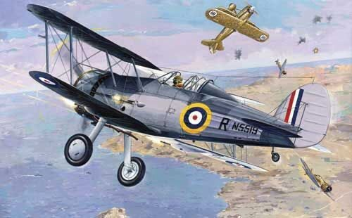 Roden 405 Gloster Sea Gladiator