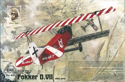 Roden 420 Fokker D.VII (OAW built, early)