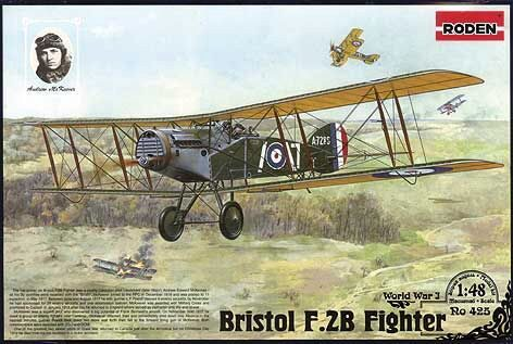 Roden 425 Bristol F.2B Fighter