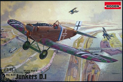 Roden 434 Junkers D.I late