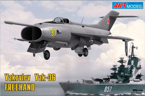 "Art Model ART7203 Yakovlev Yak-36 ""Freehand"""