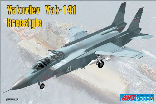 "Art Model ART7205 Yakovlev Yak-141 ""Freestyle"""
