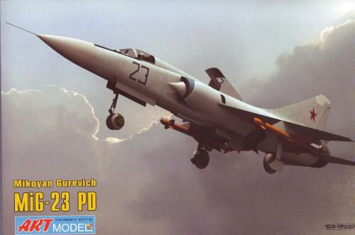 Art Model ART7208 Mikoyan MiG-23PD first prototype