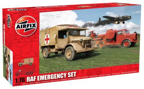 Airfix A03304 RAF Emergency Set