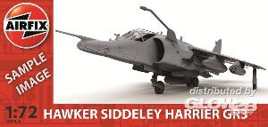 Airfix A04055 Hawker Harrier GR3