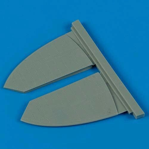 Quickboost QB32 114 Spitfire Mk. V stabilizer for Hobby Boss