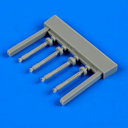 Quickboost QB32150 Bf 109G-6 gun barrels for Revell