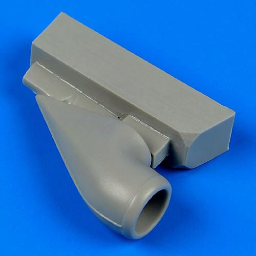 Quickboost QB32171 Bf 109G-6 correct air intake for Revell