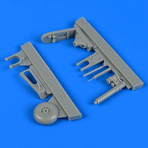Quickboost QB32185 Fw 190F-8 tail wheel assembly f.Revell