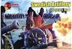 Mars Figures MS72015 Swedish artillery, 30 years war