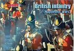 Mars Figures MS72025 British Infantry, Napoleonic Wars