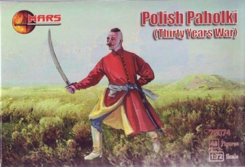Mars Figures MS72074 Polish paholki, Thirty Years War