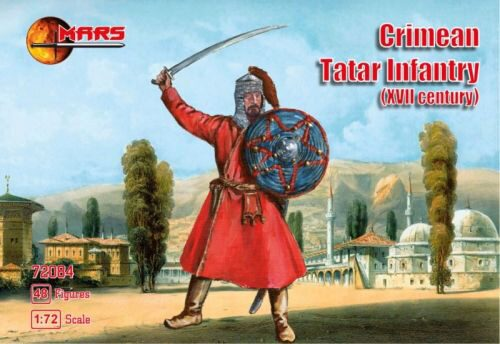 Mars Figures MS72084 Crimean Tatar Infantry