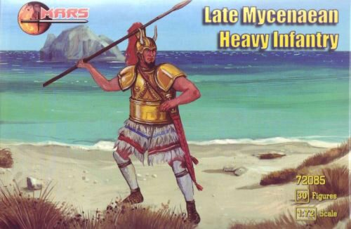 Mars Figures MS72085 Late mycenaean heavy infantry
