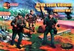 Mars Figures MS32009 AEVN South Vietnam, Vietnam War