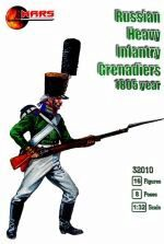 Mars Figures MS32010 Russian heavy infantry grenadiers,1805ye
