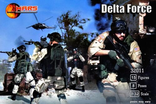 Mars Figures MS32011 Delta Force