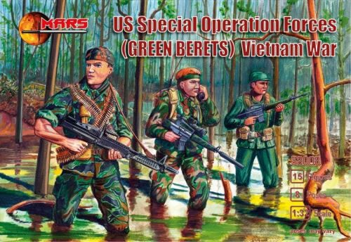 Mars Figures MS32008 US special operation forces(Green Berets