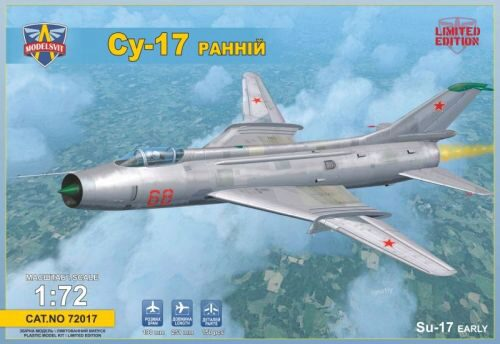 Modelsvit MSVIT72017 Sukhoi Su-17 Early