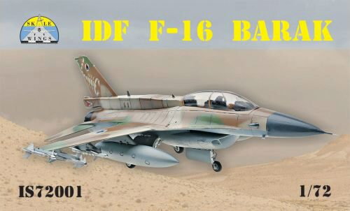 "Modelsvit SW/IS72001 IDF F-16 ""Barak"""