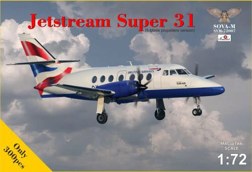 Modelsvit SVM-72007 JetStream Super 31