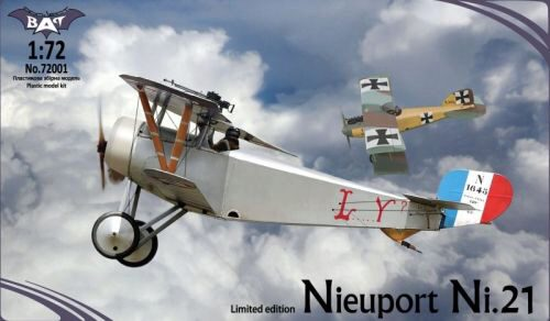 BAT Project BAT72001 Nieuport Ni.21, France