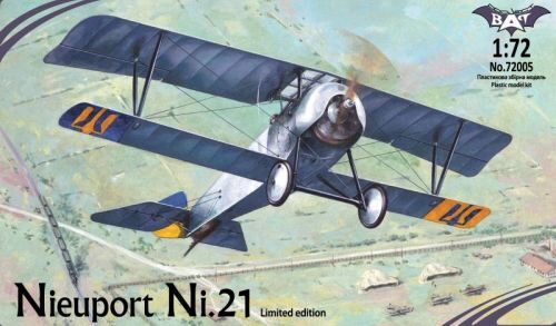 BAT Project BAT72005 Nieuport Ni.21, Ukraine