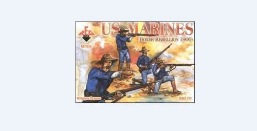 Red Box RB72016 US Marines, Boxer Rebellion 1900