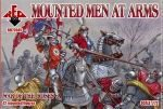Red Box RB72045 Mounted Men at Arms, War of the Roses 6